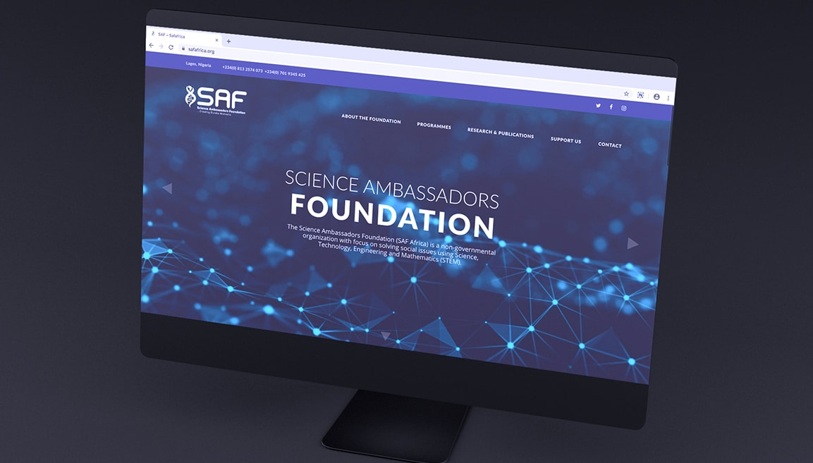 Science Ambassadors Foundation (SAF)